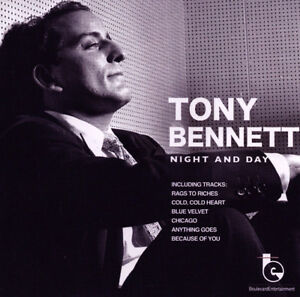 TONY-BENNETT-NIGHT-AND-DAY-CD-Album-MINT-MINT-MINT