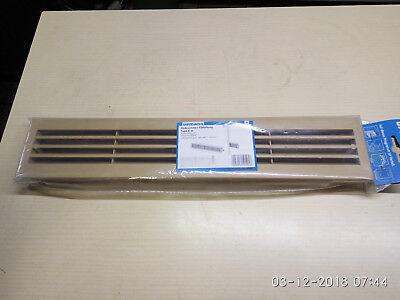 50505 Upmann Badezimmer T/ürl/üfter RAL 1001 eiche-hell