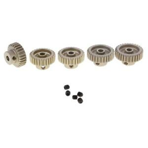 48DP-26T-27T-28T-29T-30T-Tooth-3-175mm-Shaft-Pinion-Motor-Gear-RC-Car-Parts