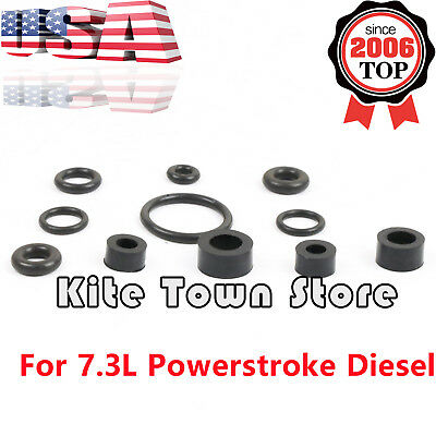 Fuel Filter Housing O Ring Seal Kit For Ford 7 3 7 3l Powerstroke Diesel 99 03 Ebay