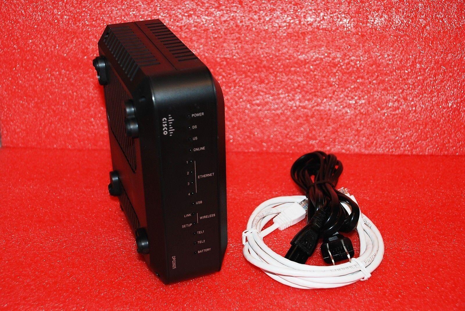 Super Cisco DPQ3925 DOCSIS 3.0 Gateway Cable Modem for sale online | eBay OZ89