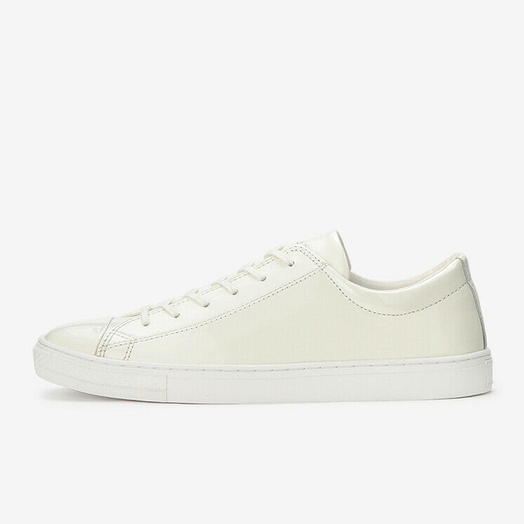 CONVERSE ALL STAR Coupe ENAMEL Ox Blanc Chuck Taylor Limited Japan Exclusive