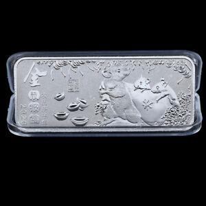 2020-Rat-Year-Commemorative-Coin-Chinese-Zodiac-Souvenir-Collectible-Coin