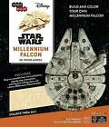 Incredibuilds: Star Wars: Millennium Falcon 3D Wood Model by Michael Kogge (Paperback / softback, 2016)