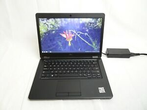 Dell-Latitude-E5450-i5-5300u-8GB-RAM-120GB-SSD-LINUX-Bad-Battery