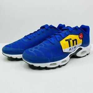 Details about Nike Air Max Plus TN Tuned 1 NS GPX Royal Blue Men's Sneakers AJ7181-400 Size 9
