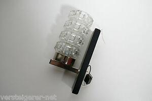 Wandlampe-Lampe-mit-Glas-60er-Jahre-Wandleuchte-Lampe