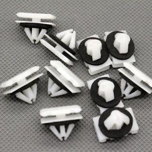 10pcs Body Side Rocker Moulding Clip 15127746 For GM GMC