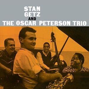 Stan-Getz-Stan-Getz-amp-The-Oscar-Peterson-Trio-New-CD-Bonus-Track-Deluxe-Ed