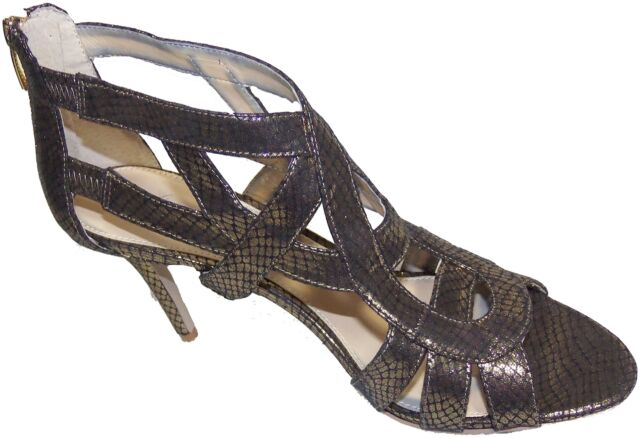 b8f7cdd688 Marc Fisher Nala3 Women US 9 Gold Sandals | eBay