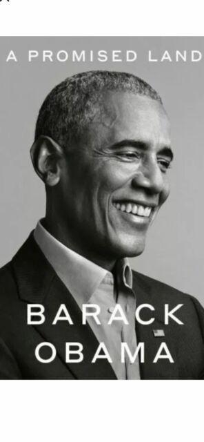 A Promised Land by Barack Obama NEW ENGLISH Hardcover