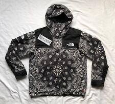 2b784d286c item 6 Supreme x The North Face Black Bandana Mountain Parka Jacket Large  -Supreme x The North Face Black Bandana Mountain Parka Jacket Large