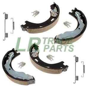 Land-Rover-Discovery-3-amp-4-nouvelles-chaussures-arriere-frein-a-main-set-amp-Doublure-Kit-lr031947