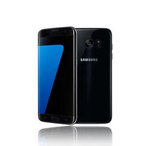 Noir-Samsung-Galaxy-S7-Edge-SM-G935A-32GB-Debloque-TelePhone-Tout-operateur