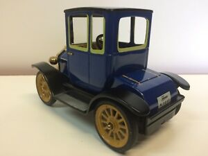 Schuco (1227) Old Timer - Ford Coupe T 1917