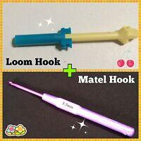 Loom Hook Replacement Original Rainbow Mini Tool + Metal Hook For Rubber Bands