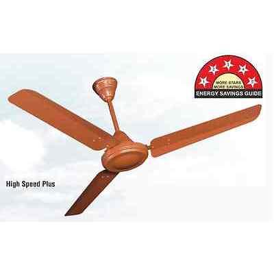 Crompton BEE 5 Star Power Saver Ceiling Fan HS Plus  ( Brown ) 1200 MM (48')