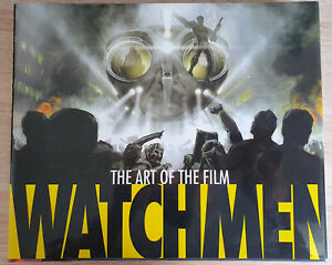 The-Art-of-Watchmen-Artbook-Like-New-Neuwertig-Malin-Akerman-Concept-Artist