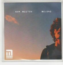 (GS222) Sam Beeton, Belong - DJ CD