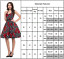 Women-50s-60s-Rockabilly-W-Swing-Dress-Cocktail-Pinup-Retro-Casual-Evening-Party thumbnail 2