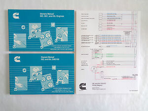 cummins owners manuals isc isce \u0026 isl and isc \u0026 isl cm2150 and Electric Motor Wiring Diagram image is loading cummins owners manuals isc isce amp isl and