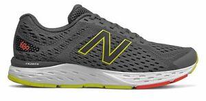 New-Balance-Men-039-s-680v6-Shoes-Black-with-Grey