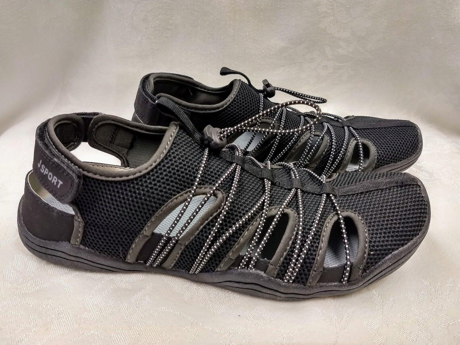 JSPORT Women's Size 6.5M JAMBU Black NEWTON Water shoes