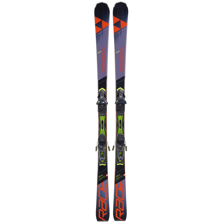 FISCHER RC4 The Curv Race Ar + RC4 Z11 Pr Unisex Ski - NEU - P50118