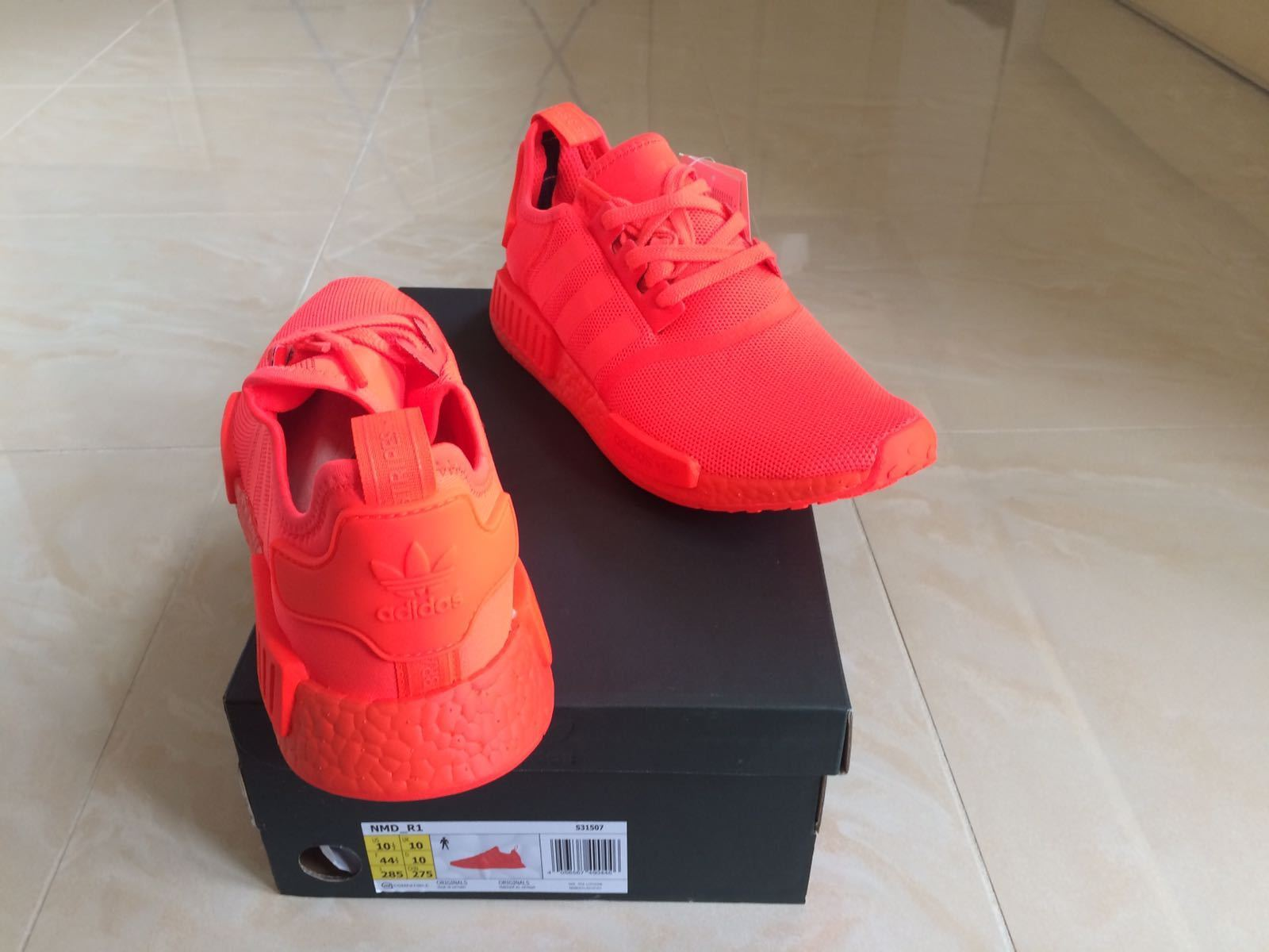 Adidas Runner R1 Triple New Size6 Solar Nmd Rouge rq8gwFxrZ