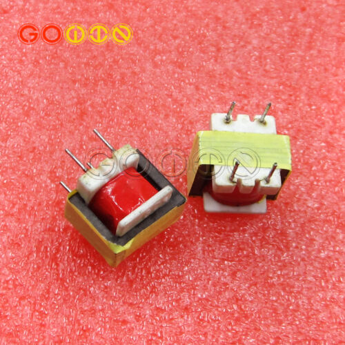 5pcs Audio 1300:8 Ohm Transformer EE14 Transformateur POS Machine-transformer