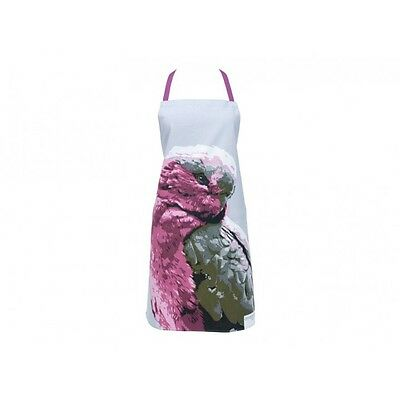 Galah 100% Cotton Apron Annabel Trends Very Pretty Beautiful Australia Gift