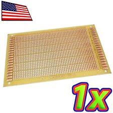 9 x 15 cm DIY PCB Prototype Circuit Solder BREADBOARD - Discrete and DIP