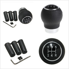 5 Speed Aluminum Manual Car Gear Shift Knob Shifter Lever Auto Replacement Parts Fits Isuzu