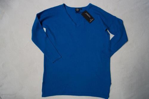 YORN Pullover 3//4 Arm  V-Ausschnitt Gr.S M L,XL 100/%Kaschmir  3 Farben  NEU