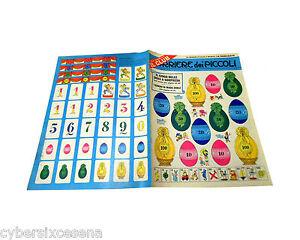CORRIERE dei PICCOLI n. 13 del 1964 gioco delle uova a sorpresa - Italia - CORRIERE dei PICCOLI n. 13 del 1964 gioco delle uova a sorpresa - Italia