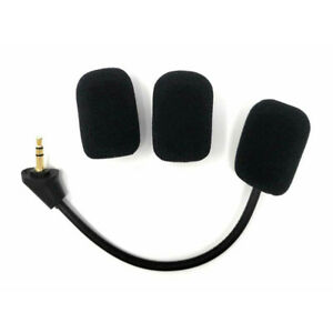 1x Replacement Boom Mic For Turtle Beach Gaming Headset Xbox One PS4 Microphone