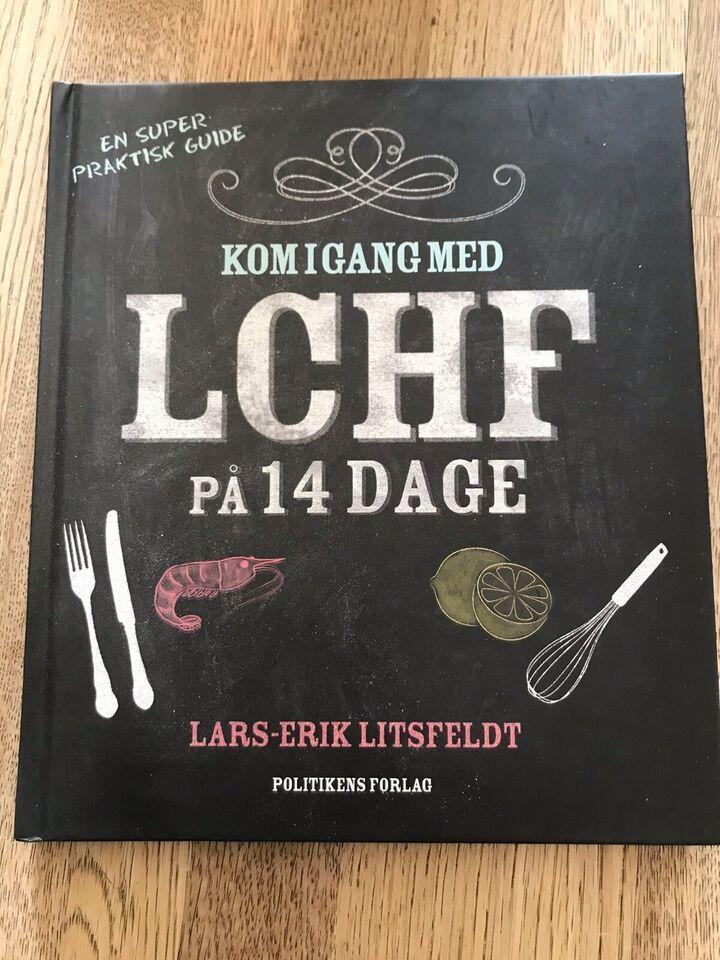 Kom igang med LCHF på 14 dage, Lars-Erik Olsen, emne: mad og