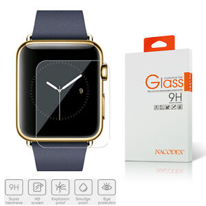 Nacodex-Premium-HD-Tempered-Glass-Screen-Protector-For-Apple-Watch-38mm-42mm