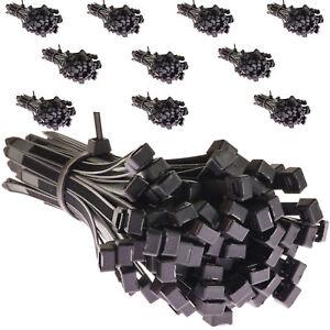 100 Stück Kabelbinder 3,5 x 370mm schwarz UV geschützt