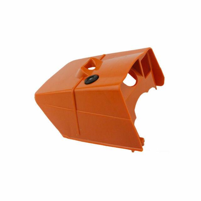 F Fityle Protection Sup/érieure de Cylindre de Couverture Accessoire de Couverture de Cylindre Pour Stihl 017 018 Ms170 Ms180