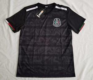 f480adf926c96d Men's Mexico National Team 2019 Unbranded Black Soccer Jersey | eBay