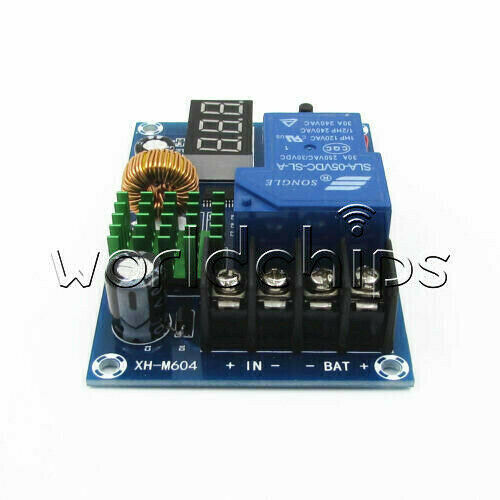 12V//24V 6-60V Battery Charging Control Switch Charger Power Supply XH-M601~M609