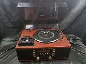 TEAC-LP-R500-Turntable-Cd-player-cassette-player-READ-DESCRIPTION
