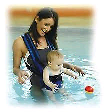 WATER TOT BABY CARRIER : Pollyotter baby carrier new