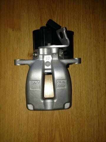 O.E VW Passat B6 3.2 3.6 FSI 41mm Rear LEFT TRW electric brake caliper 05-07 EPB