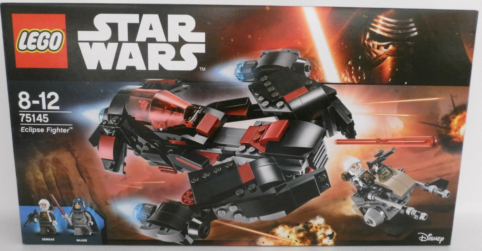 NEU LEGO® Star Wars™ 75145 Eclipse Fighter™ OVP