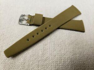 NOS-vintage-Stylecraft-60-s-ARMY-GREEN-CORFAM-19MM-vintage-watch-strap