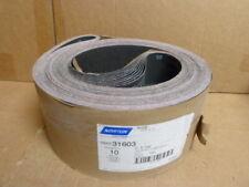 Norton R980P Belts 3//4 X 20-1//2 QTY 50; GRIT 80 sanding belt; 699573  98032
