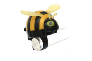 Many Bells Yellow Bee Fun Bicycle Bike Cycle Bell Children Child Kids Boy Girl