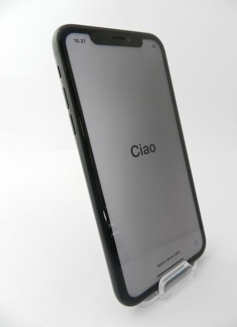 "Apple iPhone XR A2105 256GB 12MP Camera IOS 6.1"" Smartphone Black Unlocked"